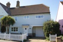 4 bed semi detached home in Aldeburgh