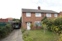 Leiston semi detached house for sale
