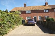 Terraced home for sale in Theberton