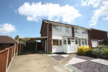 3 bed semi detached property in Leiston