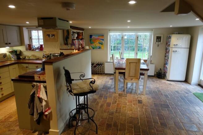 Kitchen/Family Ro...
