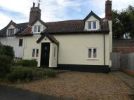 Saxmundham Cottage to rent