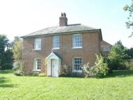 Detached home in Knodishall