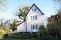 Peasenhall Cottage for sale