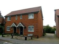 Saxmundham semi detached property to rent