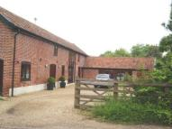 Barn Conversion to rent in Kelsale