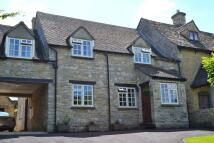 4 bedroom semi detached property in High Street, Finstock...