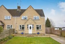 semi detached property for sale in Sturt Road, Charlbury...