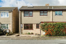 semi detached house in Wytham Close, Eynsham...