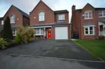4 bedroom Detached house in Aveley Gardens, Wigan...