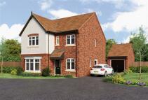 4 bed new house in Longlands, Repton, DE65