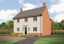 4 bedroom new house in Longlands, Repton, DE65