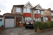 semi detached house in Argyle Road, Harrow