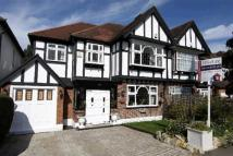 semi detached property for sale in The Crescent, Wembley