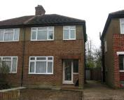 3 bedroom house to rent in Islip Manor Road...