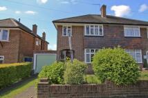 3 bedroom semi detached property to rent in Campden Road, Ickenham...