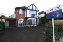 4 bed Detached property to rent in Sudbury Court Drive...