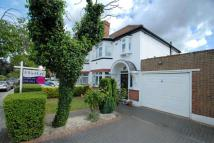 semi detached property for sale in Spencer Road...
