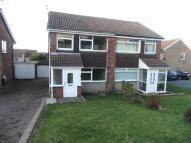 semi detached home in Valley View, Sacriston...