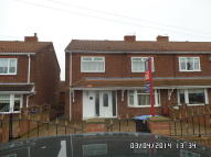 Market Crescent semi detached house to rent