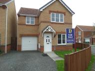 3 bed Detached property in Elliott Way...