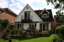 5 bedroom Detached house in Manor Road Sherborne St...