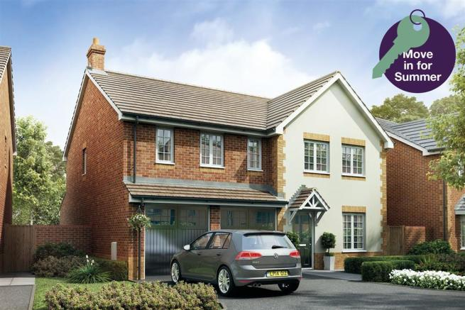 Burlington Fields - Lavenham Move In for Summer Graphic
