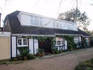 4 bed Detached property for sale in The Stage, ROBERTSBRIDGE...