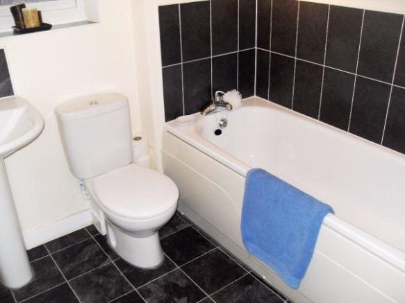 Refitted House Bathroom