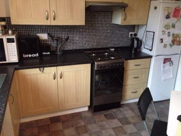 Refitted Breakfast Kitchen