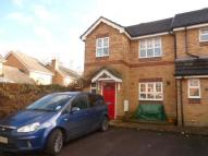 semi detached property in Barker Close, Arborfield...