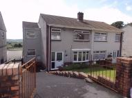 semi detached property in Christopher Road...