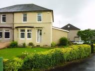 semi detached property in Comrie Street, GLASGOW