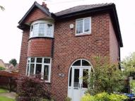 Detached home in Moss Lane, Timperley...