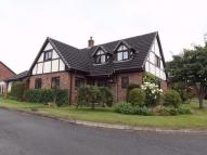 4 bed Detached house for sale in Cae Haf, Northop Hall...