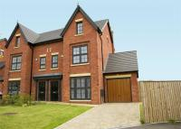 semi detached house for sale in The Fairways, DUKINFIELD...