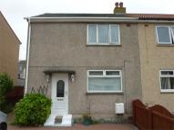 End of Terrace house for sale in Doon Place, Saltcoats...
