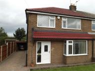 semi detached home in Pippins Green Avenue...