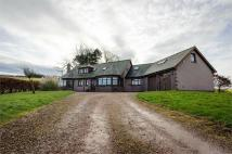 6 bed Detached property for sale in Fordoun, Laurencekirk...