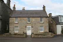 Detached home in High Street, Freuchie...