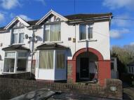 3 bedroom semi detached house for sale in Pant Road, Newbridge...