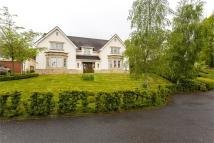 Detached home for sale in Cefn Mably Park...