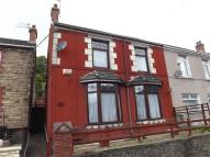 semi detached house for sale in Tonna Road, Maesteg...