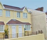 2 bed semi detached house in Cwrt Coch Street...
