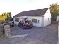 Detached Bungalow for sale in Pleasant View, Llanelli...