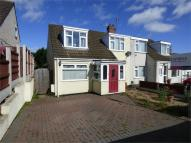 4 bed semi detached house in Uplands Avenue...