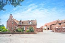 Detached property for sale in Common Lane, North Cave...