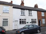 Terraced property in Leicester Road...