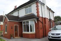 Detached property in Congleton Road North...