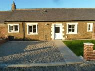 Terraced Bungalow for sale in West Chevington, Morpeth...